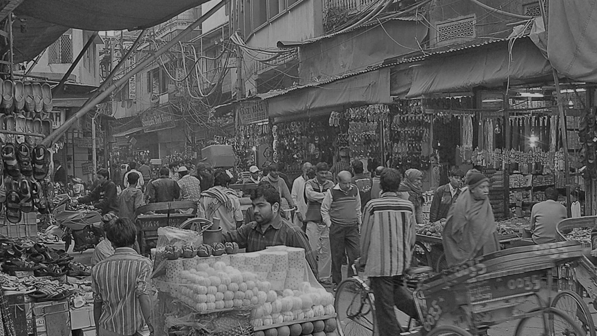 Delhi Chandni Chowk - History and Market of Delhi