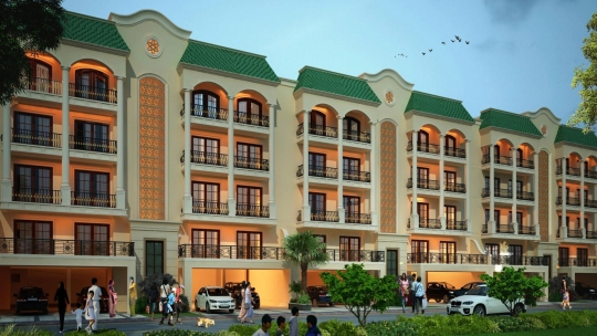 Buy A property In New Chandigarh And Experience A Modern Life!
