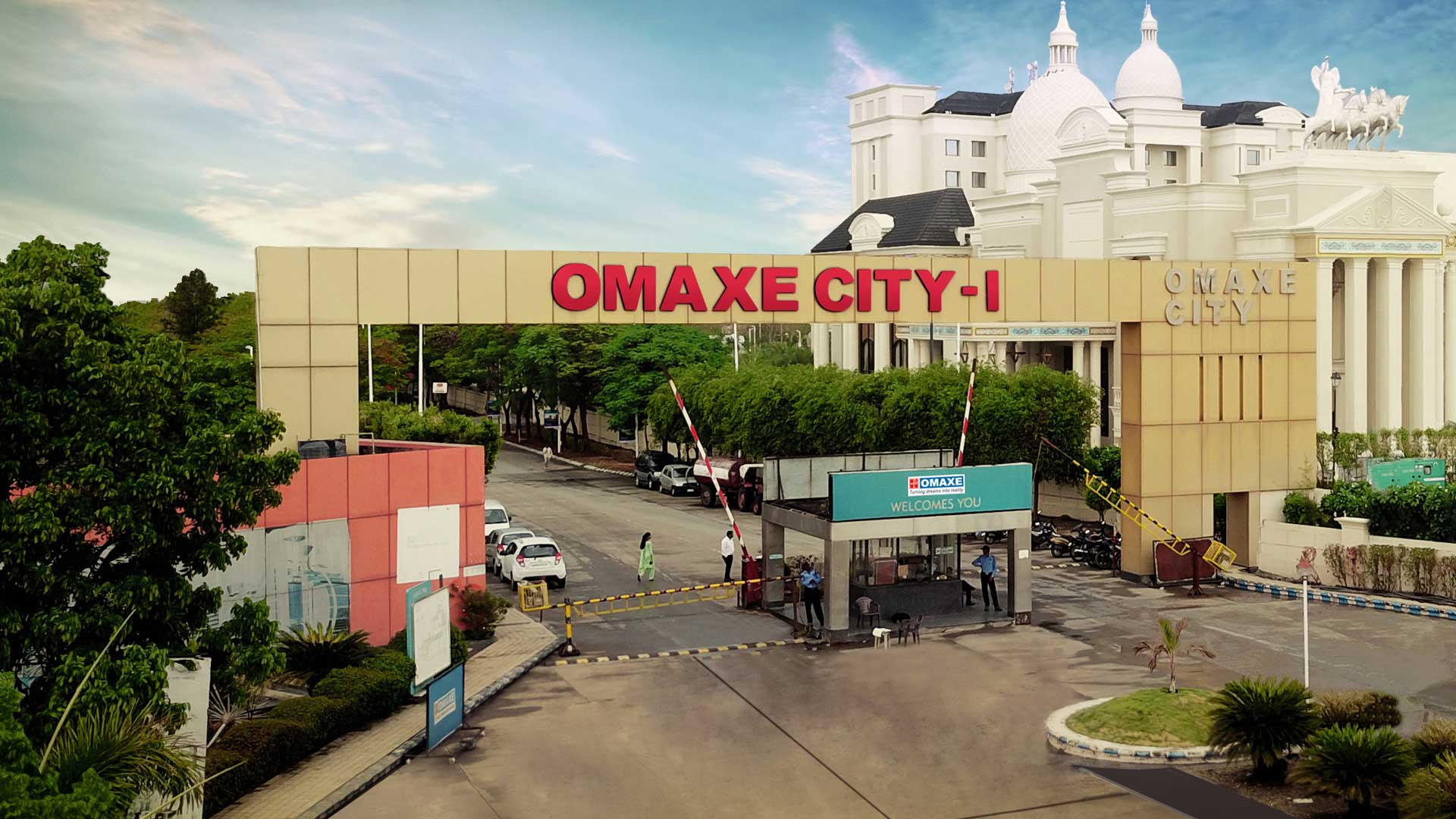 Omaxe City - An oasis of modern living in Indore