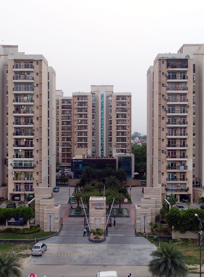 2BHK flats in Lucknow