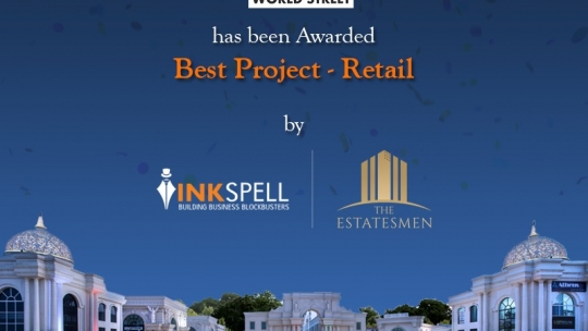 Omaxe World Street with the Best Retail Project