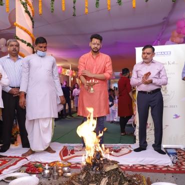 Omaxe Celebrates its 34th Foundation Day