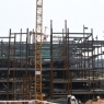 Chandni Chowk Parking lot Construction Gains Pace