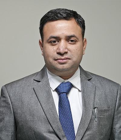 Mr. Vinit Goyal