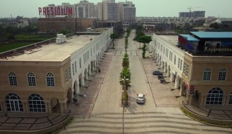Royal Street Sector Satara